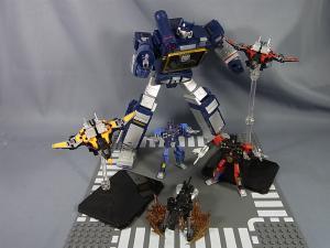 トランスフォーマー マスターピース MP16 フレンジーバズソーと仲間たちで遊ぼう!016