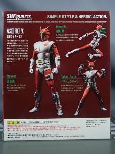S.H.フィギュアーツ 仮面ライダーZX003