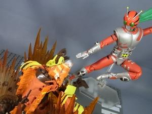 S.H.フィギュアーツ 仮面ライダーZXで遊ぼう027