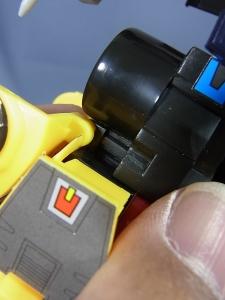 DXトランスフォーマーガム第2弾 EX 合体!ロードシーザー007
