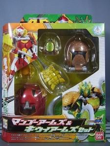 仮面ライダー鎧武 (ガイム) AC06 マンゴーアームズキウイアームズセット001