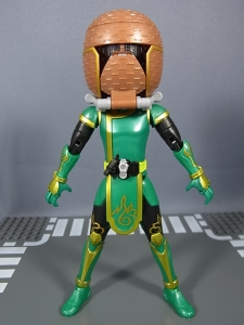 仮面ライダー鎧武 (ガイム) AC06 マンゴーアームズキウイアームズセット033