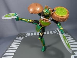 仮面ライダー鎧武 (ガイム) AC06 マンゴーアームズキウイアームズセット047