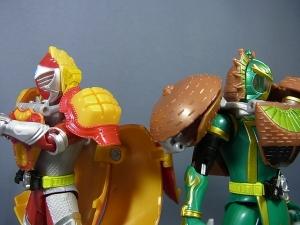 仮面ライダー鎧武 (ガイム) AC06 マンゴーアームズキウイアームズセット052