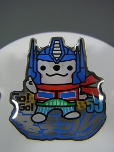 第55回旭川ふゆまつり・あさっぴートランスフォーマー・オリジナルピンバッジ003