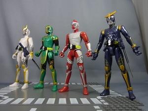 仮面ライダー鎧武 (ガイム) AC EX レジェンドライダーアームズセット012
