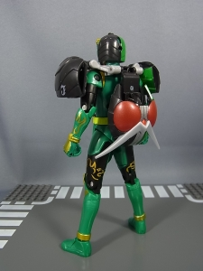 仮面ライダー鎧武 (ガイム) AC EX レジェンドライダーアームズセット035