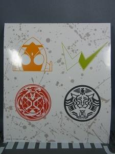 仮面ライダー鎧武 (ガイム) AC EX レジェンドライダーアームズセットで遊ぼう001