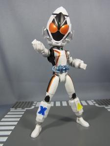 仮面ライダー鎧武 (ガイム) AC EX レジェンドライダーアームズセットで遊ぼう008