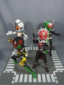 仮面ライダー鎧武 (ガイム) AC EX レジェンドライダーアームズセットで遊ぼう011