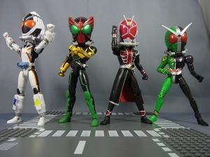 仮面ライダー鎧武 (ガイム) AC EX レジェンドライダーアームズセットで遊ぼう012