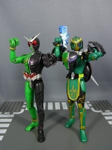 仮面ライダー鎧武 (ガイム) AC EX レジェンドライダーアームズセットで遊ぼう014