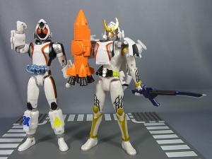 仮面ライダー鎧武 (ガイム) AC EX レジェンドライダーアームズセットで遊ぼう015