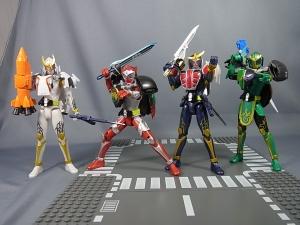 仮面ライダー鎧武 (ガイム) AC EX レジェンドライダーアームズセットで遊ぼう017