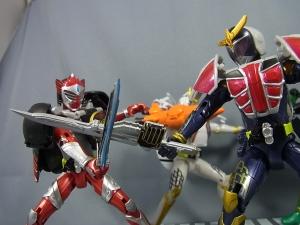 仮面ライダー鎧武 (ガイム) AC EX レジェンドライダーアームズセットで遊ぼう019