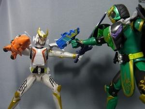 仮面ライダー鎧武 (ガイム) AC EX レジェンドライダーアームズセットで遊ぼう020