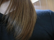 シェルミラックヘアローションレポafter