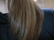 シェルミラックヘアローションレポbefore