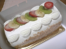 アンデルセンケーキ