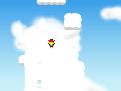 雲ステージ
