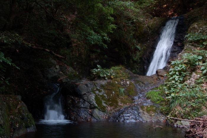 滝ヶ谷(雌滝)