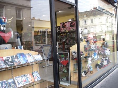 manga boutique
