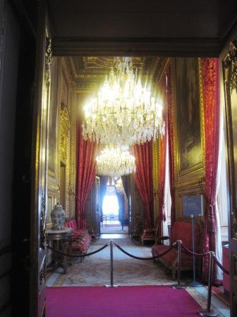 ナポレオンのお部屋