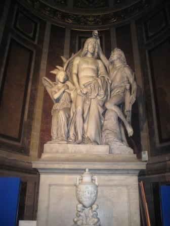 中 その2 イエズス像