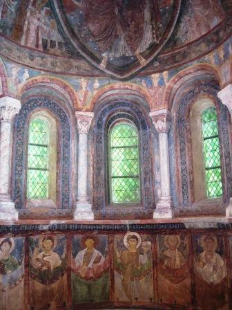 教会の再現