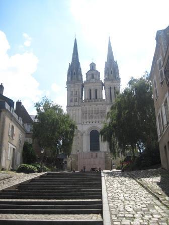 サンモーリス大聖堂