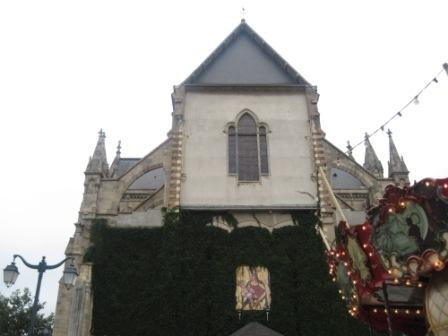 レンヌ ノートルダム寺院