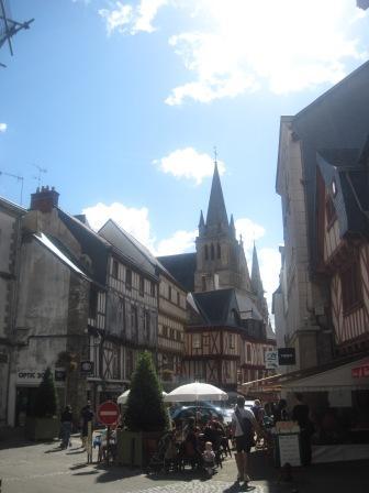 バンヌの街1
