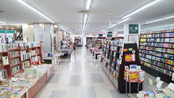 キャップ書店 高槻店_3