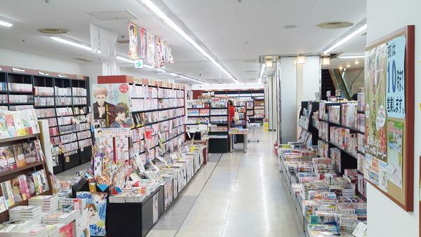 キャップ書店 高槻店_4