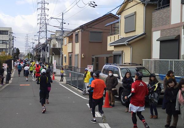 高槻ハーフマラソン、3