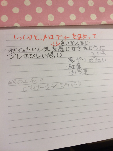 Aちゃんノート