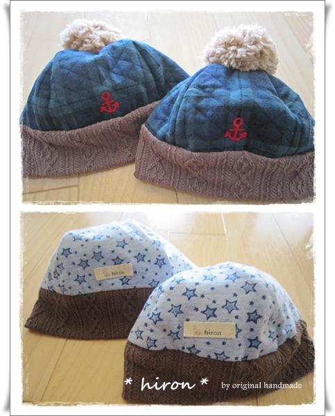 ニット帽06