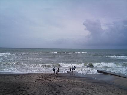 110906台風12号゜