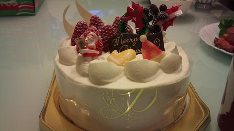 DSC_0558121224クリスマスケーキ
