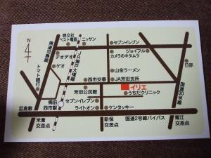 イリエ・地図