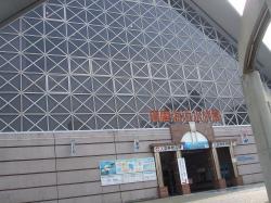 水族館入り口①