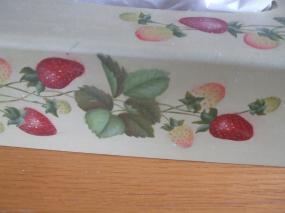 ティッシュボックス・苺②