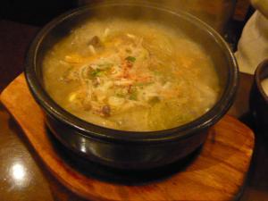 赤坂「韓国家庭料理 青松(チョンスル)」5