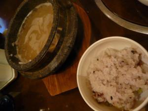 赤坂「韓国家庭料理 青松(チョンスル)」6
