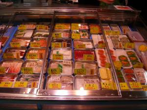釧路「和商市場の勝手丼」5