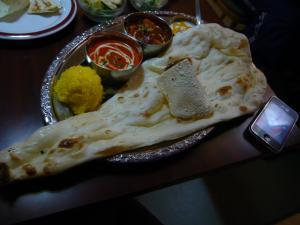 湯島「インド・ネパール料理 サルガム」5