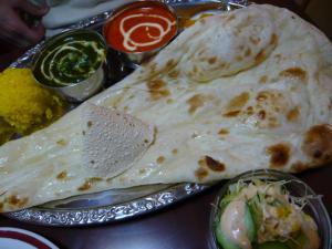 湯島「インド・ネパール料理 サルガム」4