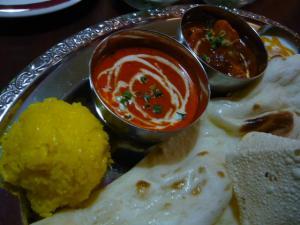 湯島「インド・ネパール料理 サルガム」6