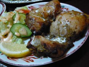 湯島「インド・ネパール料理 サルガム」3