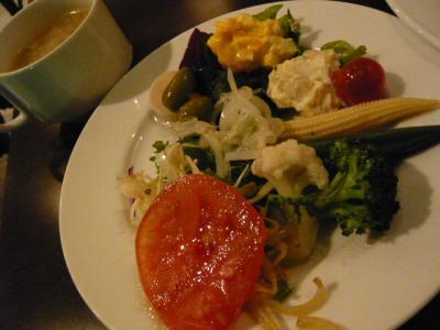 成増「ブラジリアンレストラン コパ」2